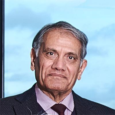 Dr M I Qureshi